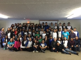 Youth Retreat in Nebraska