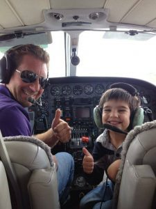 Inspire aviation in our youth